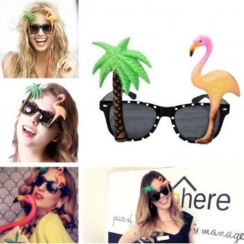 Ochelari Petrecere Vara Flamingo Palmier