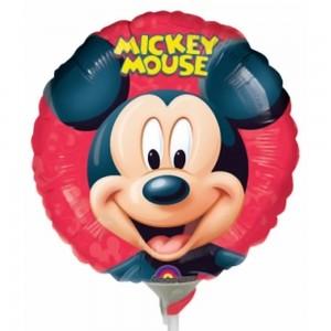 Balon Rotund Mickey Mouse MINI - 23 cm